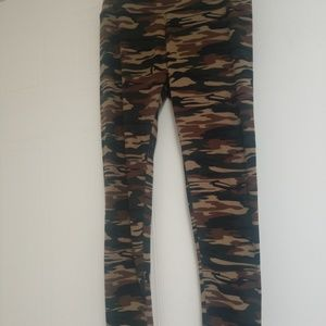 Ready to Go Camouflage Leggings
